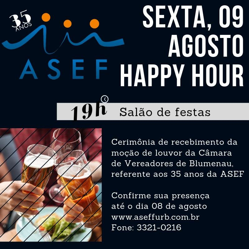 Happy Hour ASEF